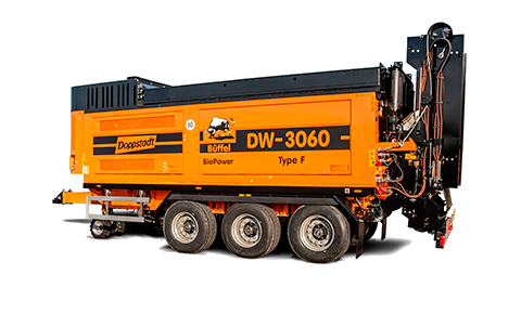 Doppstadt 360 Shredder